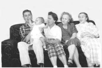 5 gen in 1958 -Lisa's