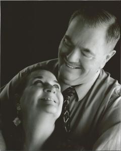 Robert & Lisa Jan 3,2013 (15 yr anniversary) - Platinum Photo